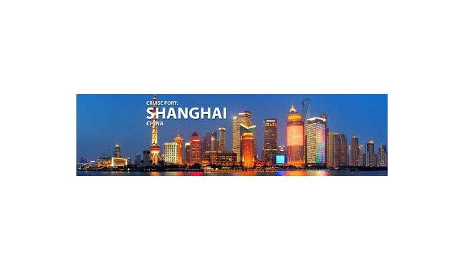 K I N A PEKING, XI'AN, SUZHOU, SHANGHAI